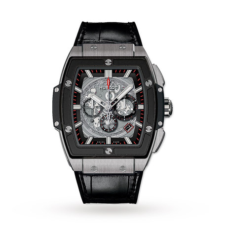 Hublot Spirit of Big Bang Titanium Ceramic 601.NM.0173.LR 45mm