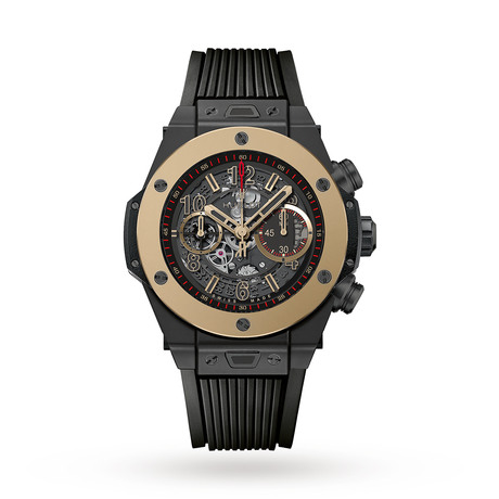 Hublot Big Bang UNICO Full Magic Gold 411.CM.1138.RX 45mm