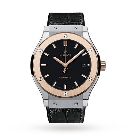 Hublot Classic Fusion Titanium King Gold 511.NO.1181.LR 45mm