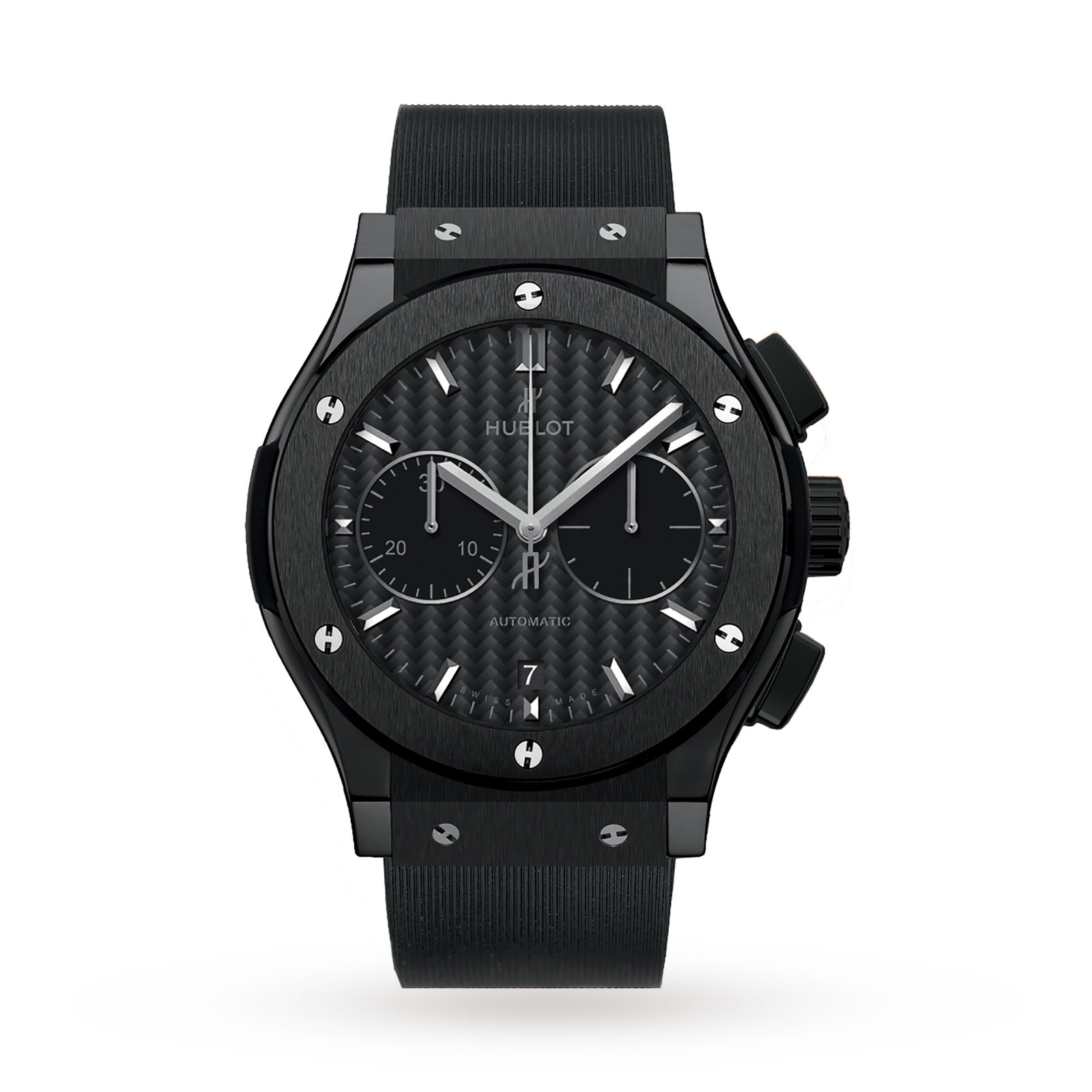 Hublot Classic Fusion Chronograph Black Magic 521.CM.1771.RX 45mm