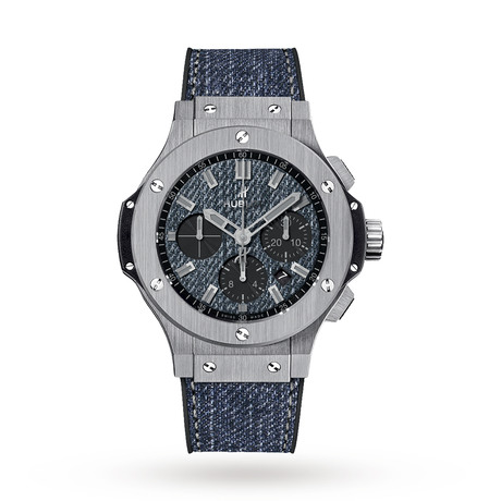 Hublot Big Bang Jeans Steel 301.SX.2770.NR.JEANS16 44mm