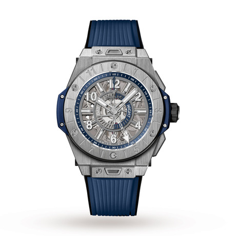 Hublot UNICO GMT Titanium 471.NX.7112.RX 45mm