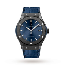 Hublot Classic Fusion Ceramic Blue 511.CM.7170.LR 45mm