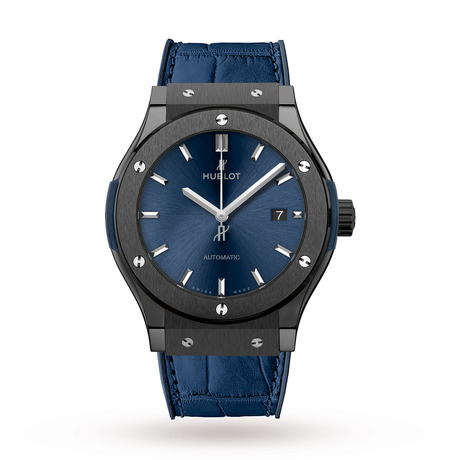 Hublot Classic Fusion Ceramic Blue 542.CM.7170.LR 42mm