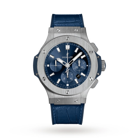 Hublot Big Bang Steel Blue 301.SX.7170.LR 44mm