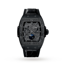 Hublot Spirit of Big Bang  Moonphase All Black