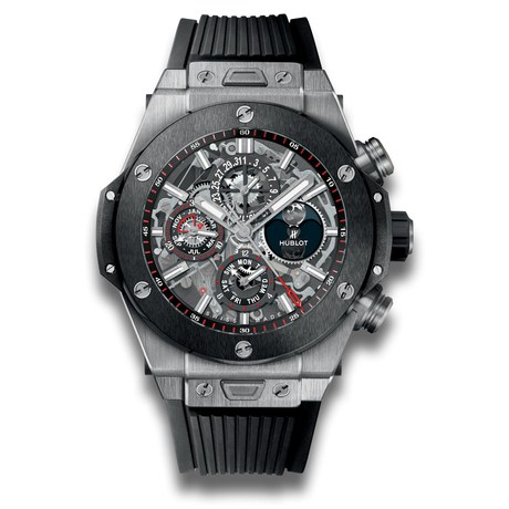 Hublot Big Bang Perpetual Calendar Ceramic 45mm Automatic Watch