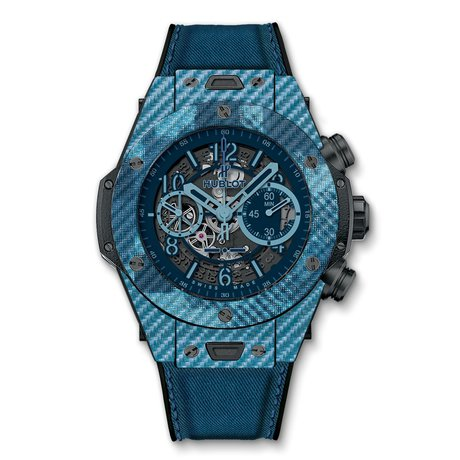 Hublot Big Bang Unico Italia Independent Blue Camo 45mm Automatic Watch