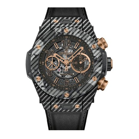 Hublot Big Bang Unico Italia Independent Black Camo 45mm Automatic Watch