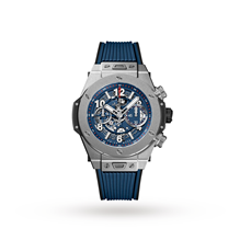 Hublot Big Bang UNICO Titanium Blue 411.NX.5179.RX 45mm