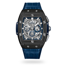 Hublot Spirit of Big Bang Ceramic Blue 641.CI.7170.LR 42mm
