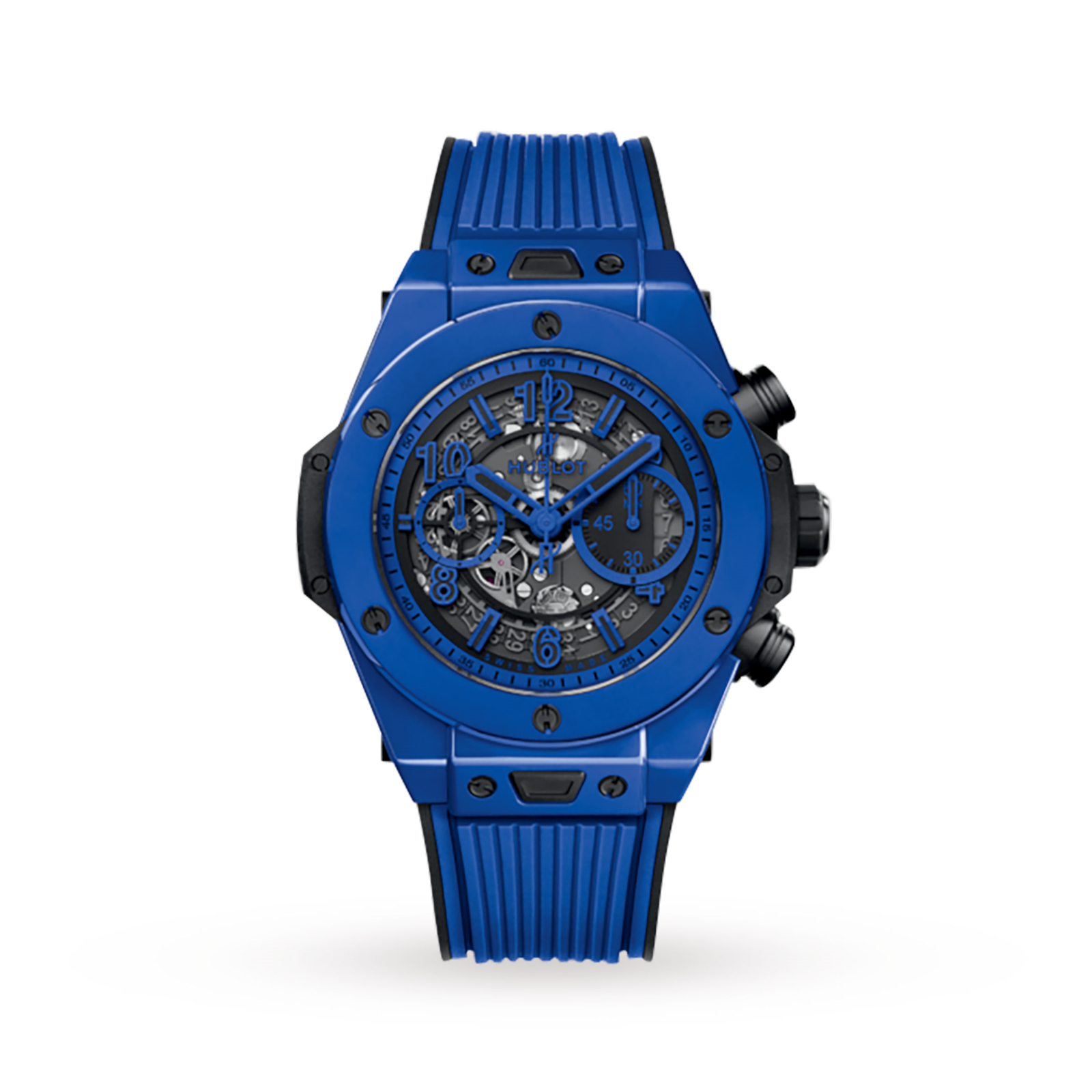 Hublot Big Bang Unico Blue Magic Automatic 45mm