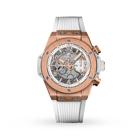 Hublot Big Bang Unico King Gold White Automatic 42mm