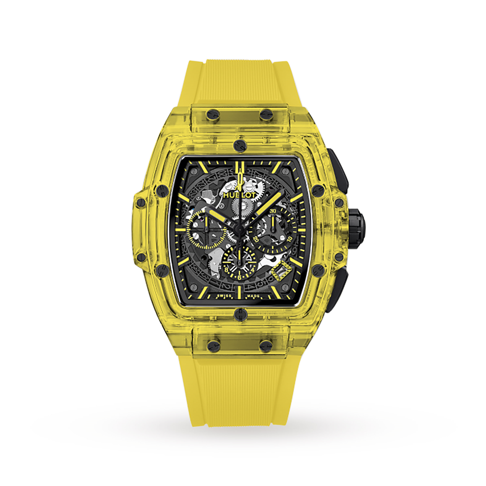 Hublot Spirit Of Big Bang Yellow Sapphire Automatic 42mm