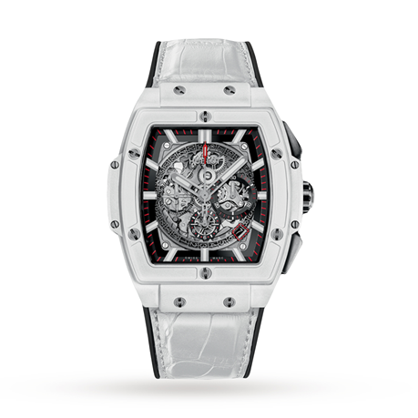 Hublot Horloge Spirit of Big bang White Ceramic 42mm 641.HX.0173.LR
