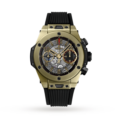 Hublot Horloge Big Bang Full Magic Gold 42mm 441.MX.1138.RX