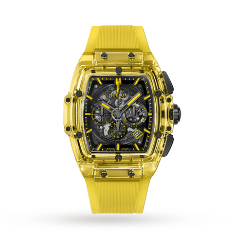 Hublot Spirit of Big Bang Yellow Sapphire 42mm 601.JY.0190.RT