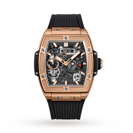 Hublot Horloge Spirit of Big Bang Meca-010 King Gold 45mm 614.OX.1180.RX