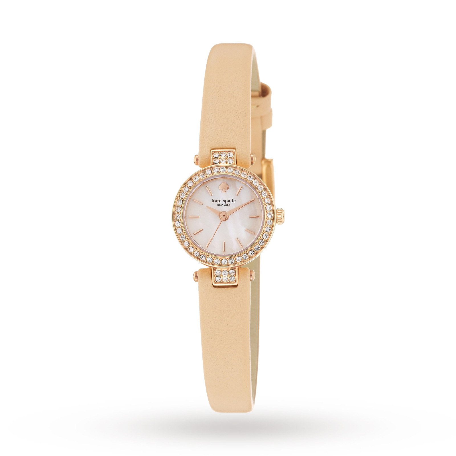 Kate Spade New York Tiny Pave Metro Ladies Watch