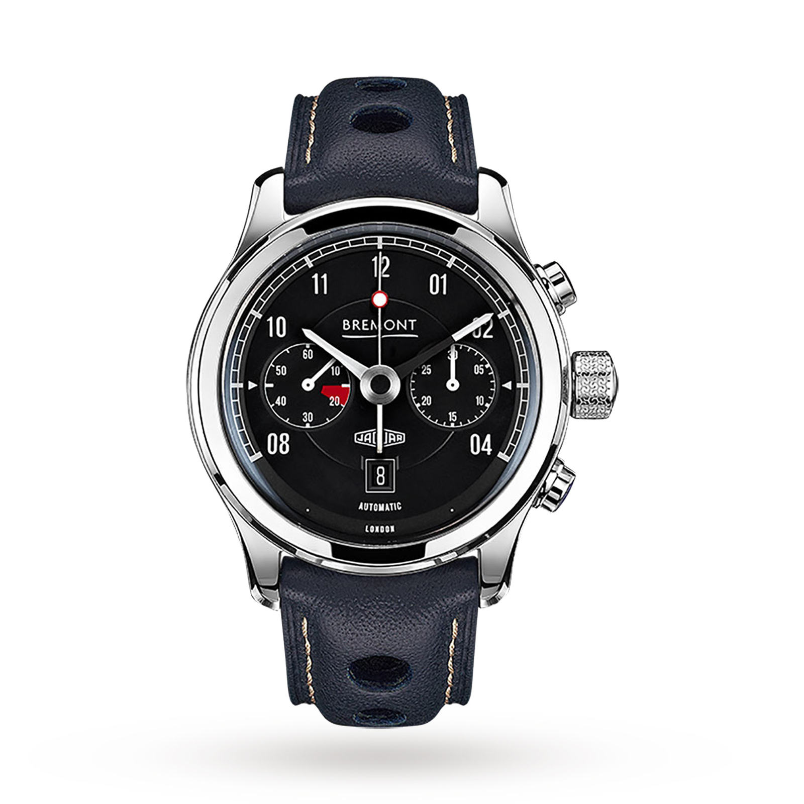 Bremont Jaguar MkII Black Mens Watch