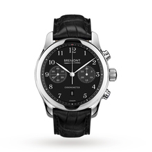 Bremont ALT1-C Polished Black Mens Watch