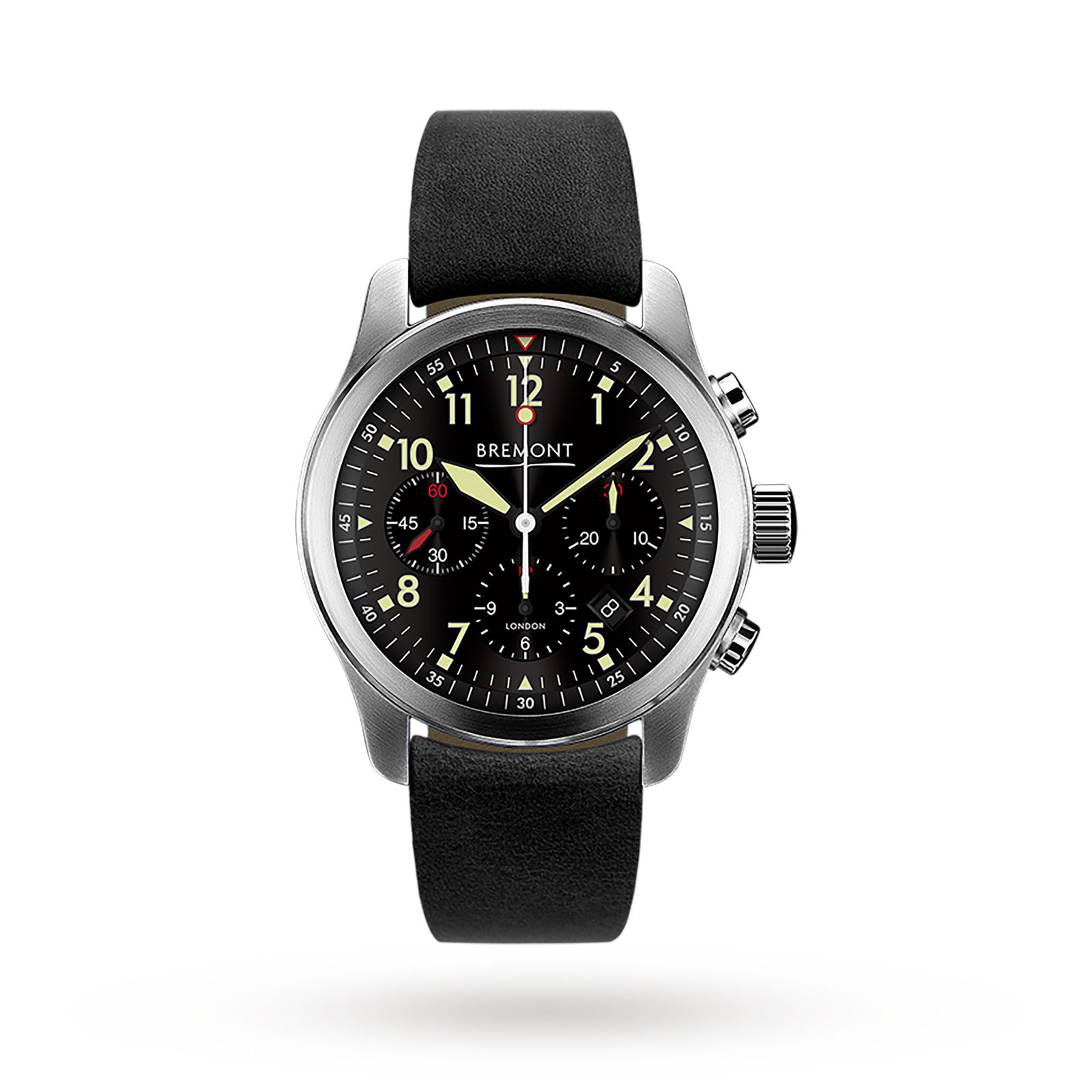 Bremont ALT1-P2 Black Mens Watch