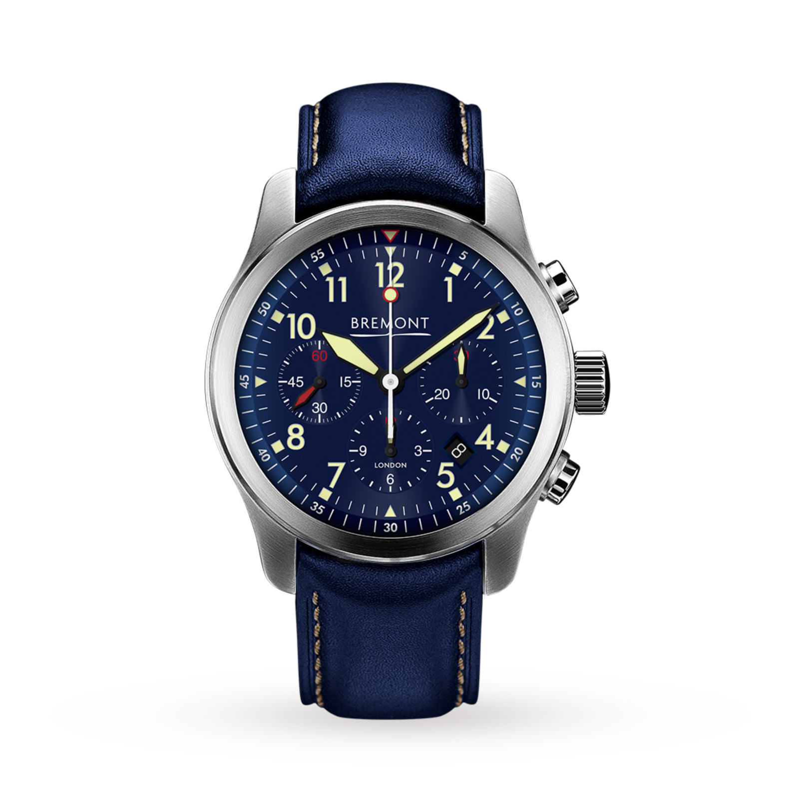 Bremont ALT1-P2 Blue Mens Watch