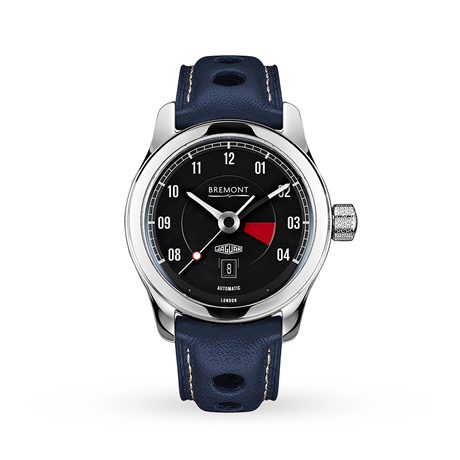 Bremont Jaguar MKIII 43mm Mens Watch