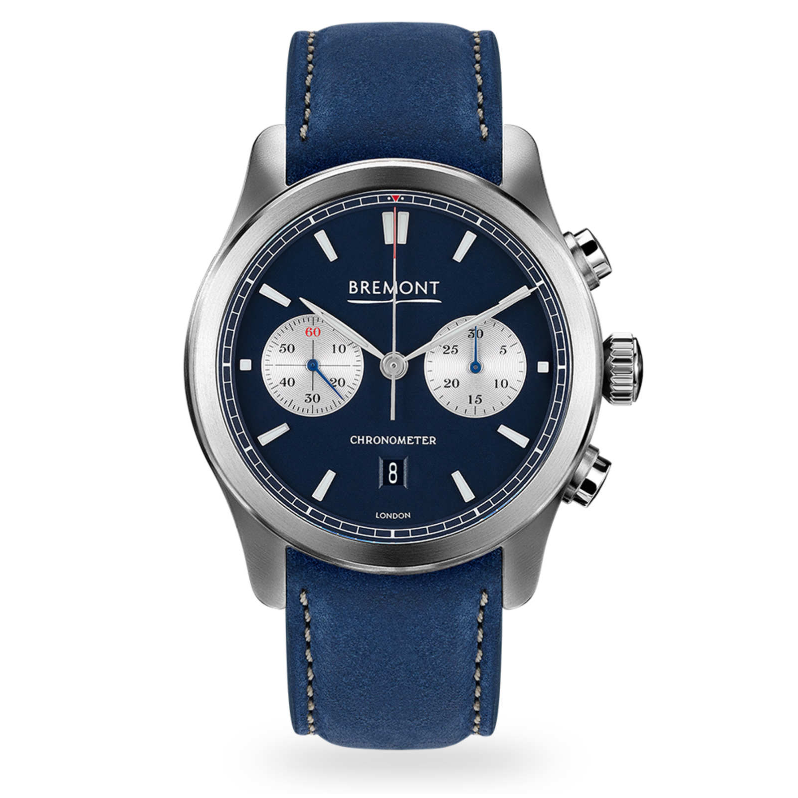 Bremont ALT1-C Blue Mens Watch