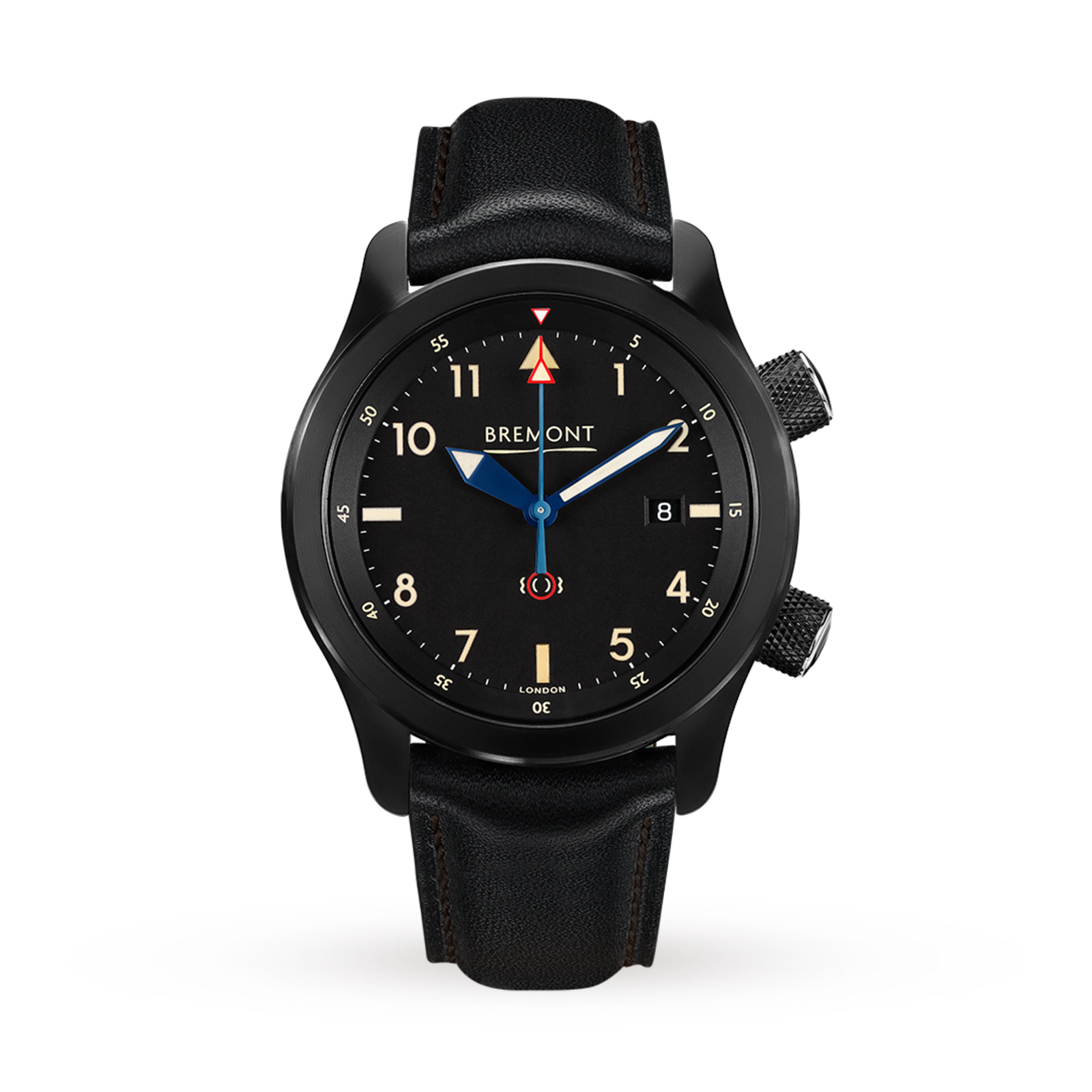 Bremont U2 Black Mens Watch