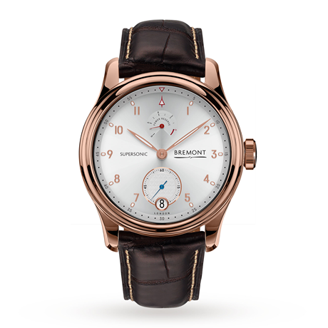 Bremont Supersonic Rose Gold Limited Edition Mens Watch