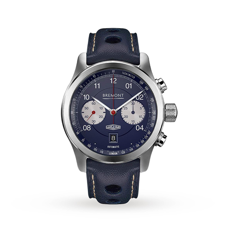 Bremont Jaguar D-Type Limited Edition 43mm Mens Watch