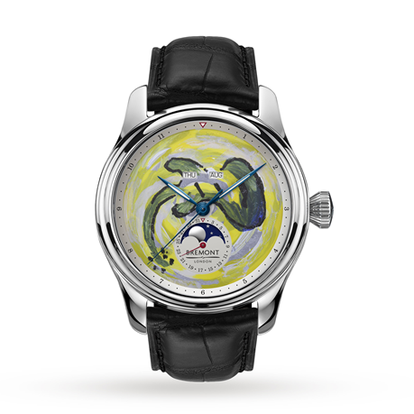Bremont Ronnie Wood 1947 Time Rocker 43mm Mens Watch