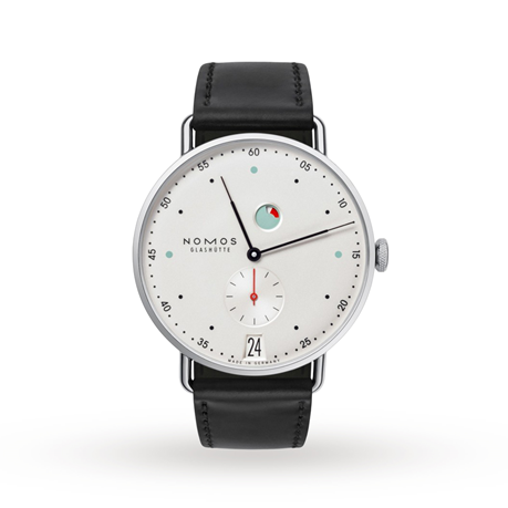 NOMOS Glashütte, Metro Date Power Reserve, reference 1101