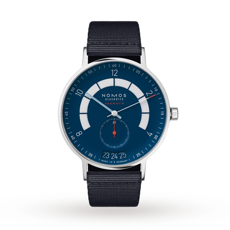 NOMOS Glashutte Autobahn Neomatik 41 Midnight Blue Men's Watch