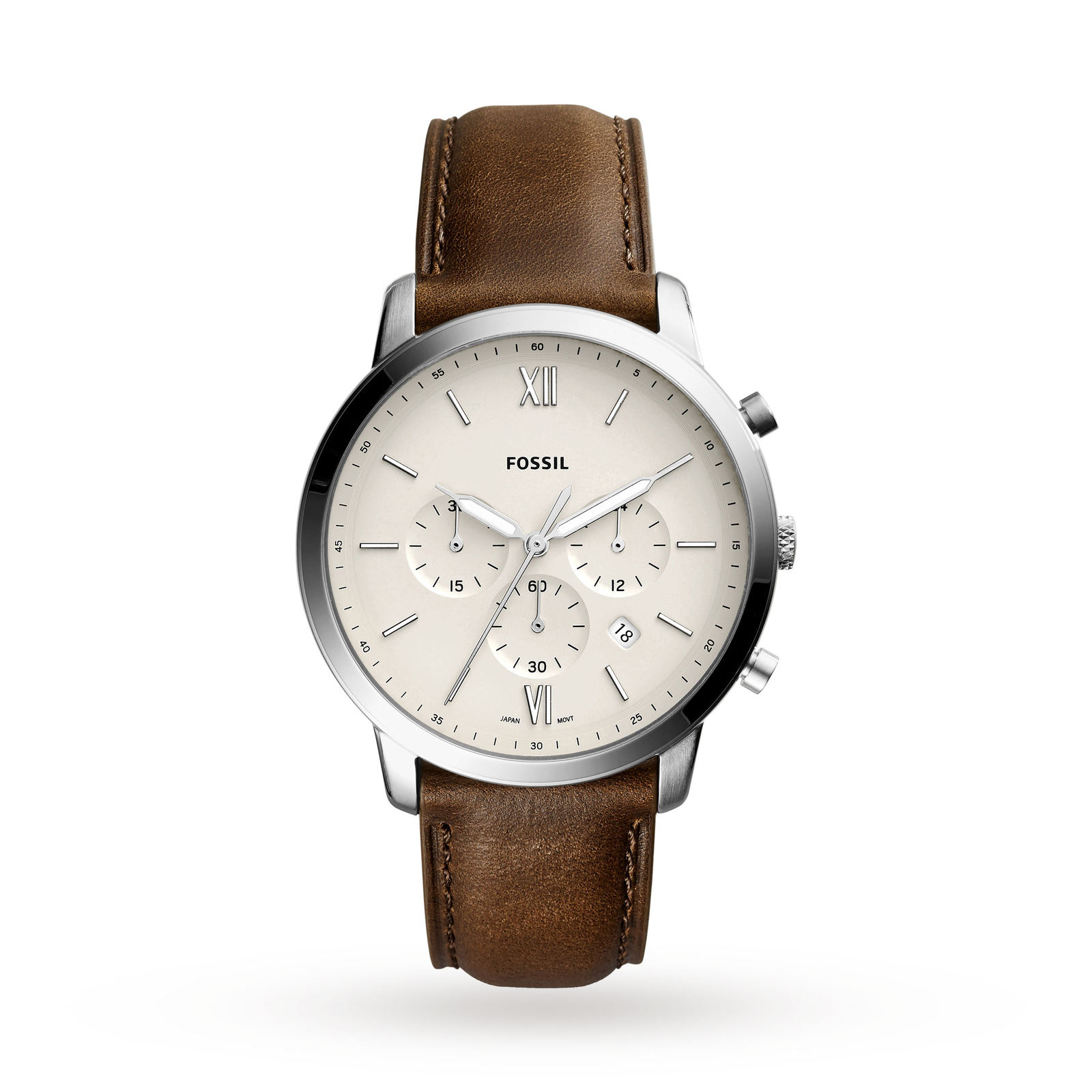 Mens Fossil Neutra Chronograph Watch FS5380
