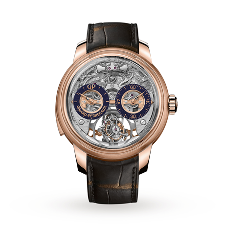 Girard Perregaux Bridges Minute Repeater Tri-Axial Tourbillon Earth to Sky Edition