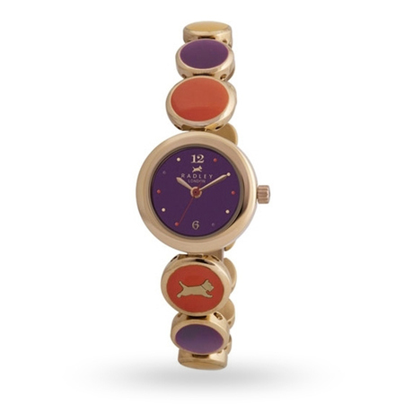 Ladies Radley Dot Pocket Watch