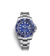 Rolex Submariner Date Oyster, 40 mm, white gold M116619LB-0001