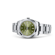 Rolex Oyster Perpetual 34 Oyster, 34 mm, Oystersteel M114200-0021