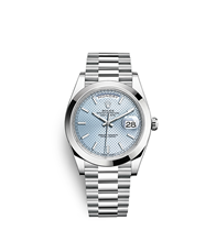 Rolex Day-Date 40 Oyster, 40 mm, platinum M228206-0004