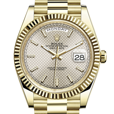 Rolex Day-Date 40 Oyster, 40 mm, yellow gold M228238-0008