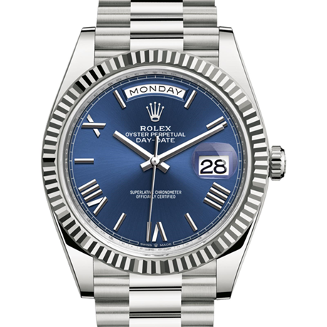Rolex Day-Date Oyster, 40 mm, white gold M228239-0007