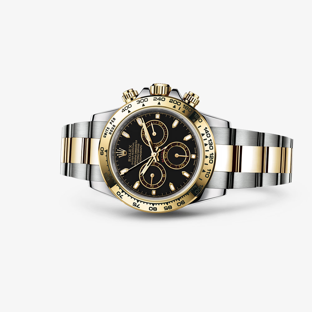 Rolex Cosmograph Daytona Oyster 40 Mm Oystersteel And Yellow Gold