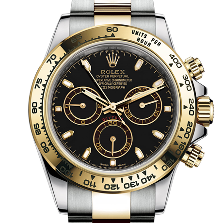 Rolex Cosmograph Daytona Oyster, 40 mm, Oystersteel and yellow gold M116503-0004