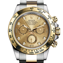 Rolex Cosmograph Daytona Oyster, 40 mm, Oystersteel and yellow gold M116503-0006
