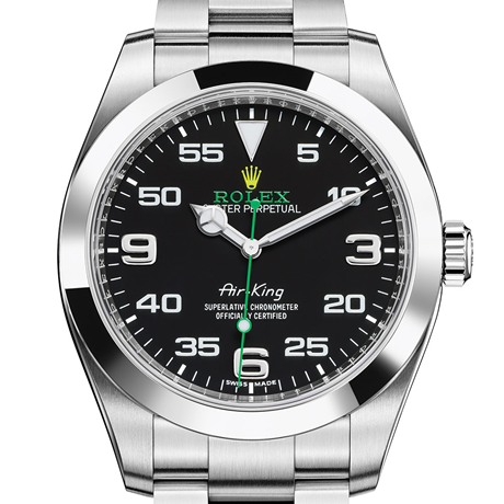 Rolex Air-King Oyster, 40 mm, Oystersteel M116900-0001