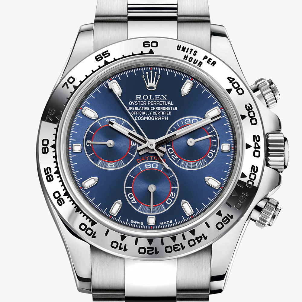 Rolex Cosmograph Daytona Oyster 40 Mm White Gold M116509 0071