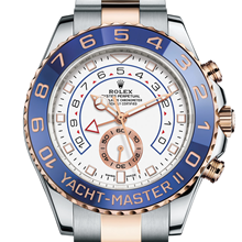 Rolex Yacht-Master II Oyster, 44 mm, Oystersteel and Everose gold M116681-0002