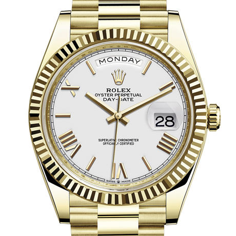 Rolex Day-Date 40 Oyster, 40 mm, yellow gold M228238-0042